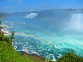 August: Niagara Falls, ON