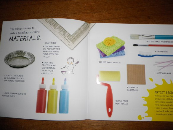 materials page