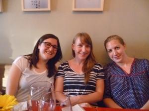 My three 'girls'.