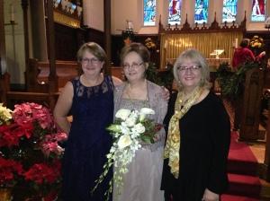 The three sisters taken 6 weeks ago.