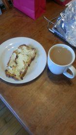 Tea and Panettone